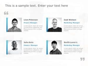 Client Testimonials Powerpoint Template 3