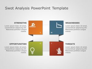 SWOT Analysis PowerPoint Template 41