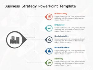Business Strategy PowerPoint Template 30