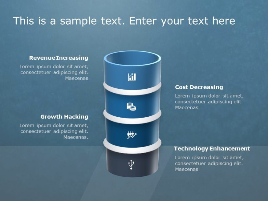 Business Process PowerPoint Template 17