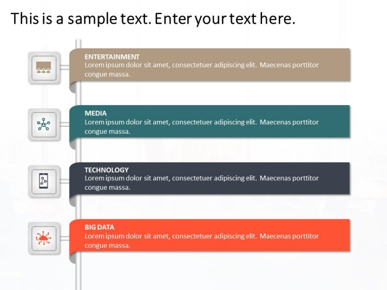 Feature List PowerPoint Template