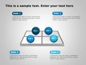 Risk assessment PowerPoint Template 10