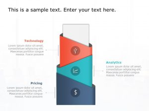Features Infographics PowerPoint Template