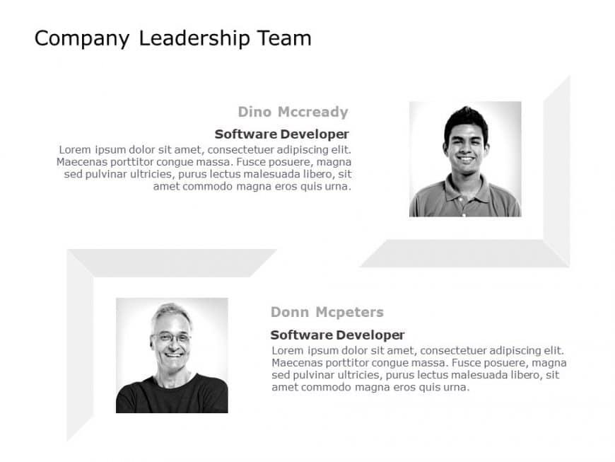 Team PowerPoint Template 33