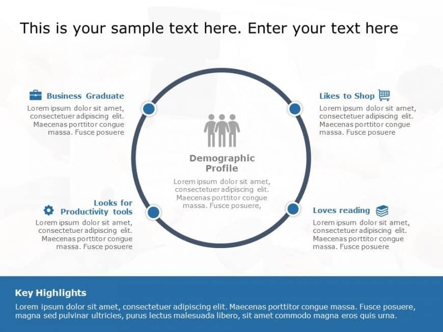 Target Customer PowerPoint Template