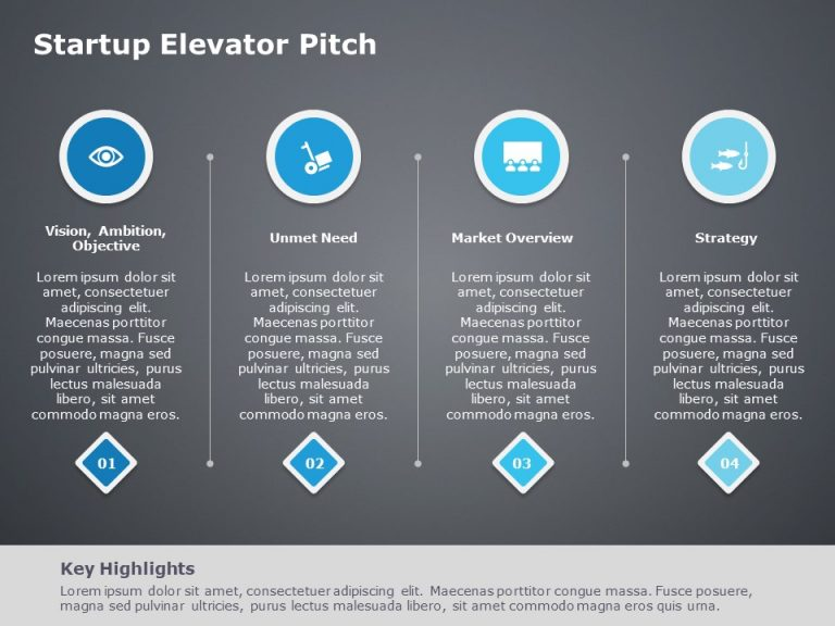 Startup Elevator Pitch