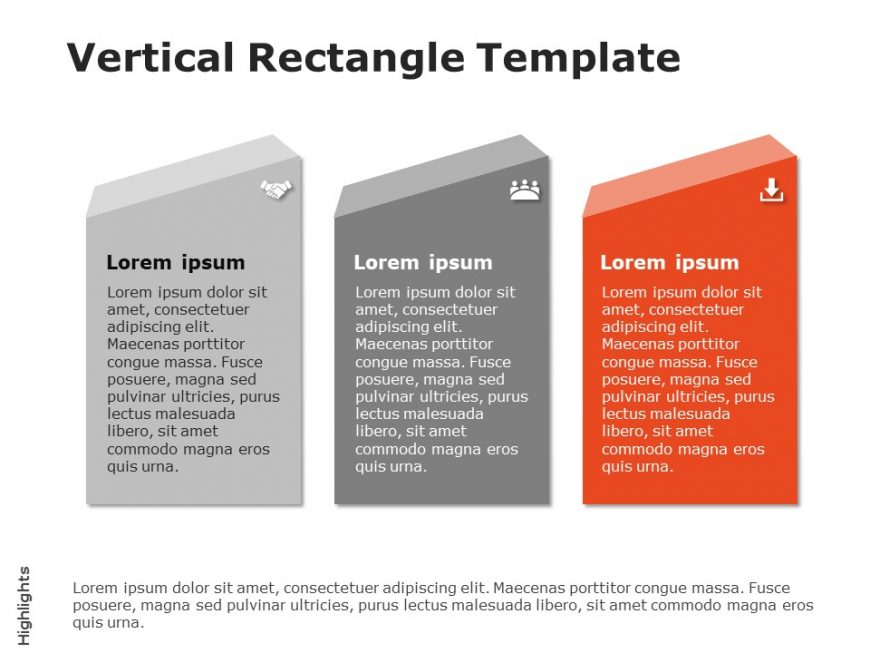 3 Steps PowerPoint Template 15