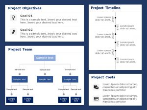 Project Executive Summary PowerPoint
