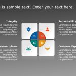 Free Company Values PowerPoint Template 8