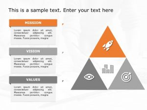 Mission Vision PowerPoint Template 5
