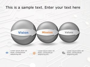 Mission Vision PowerPoint Template 13