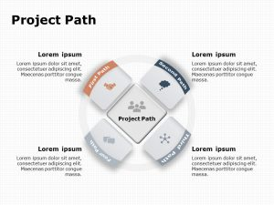 Project Path PowerPoint Template 2