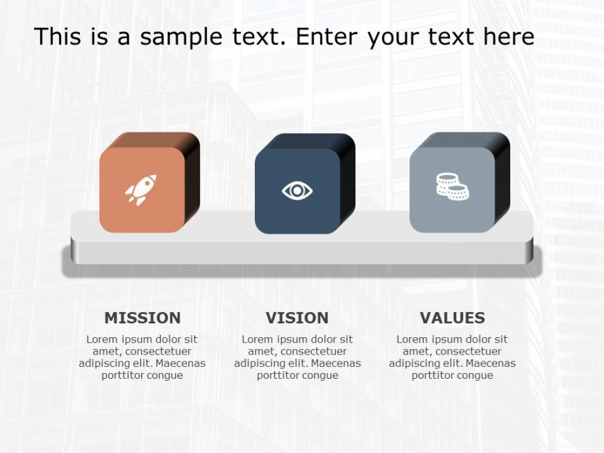 Mission Vision PowerPoint Template 27