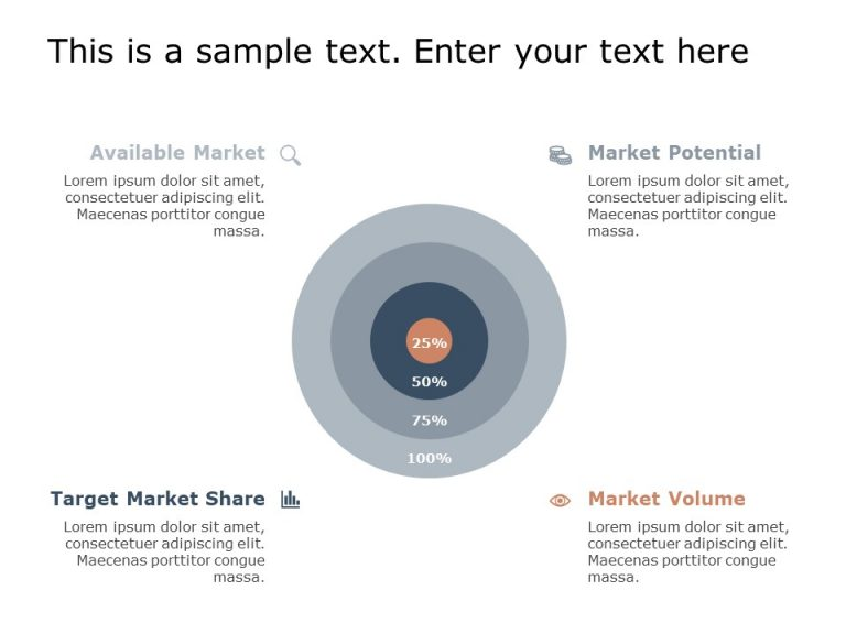 Market Analysis PowerPoint Template 1
