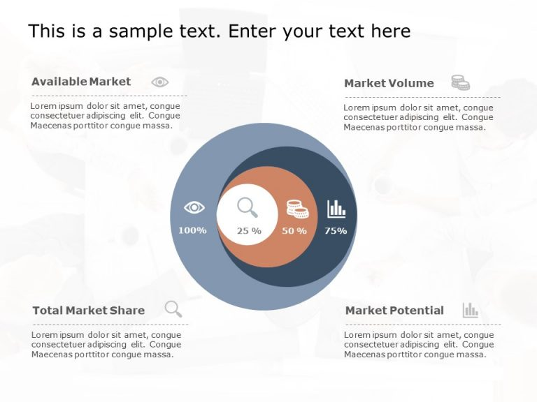 Market Analysis PowerPoint Template 3