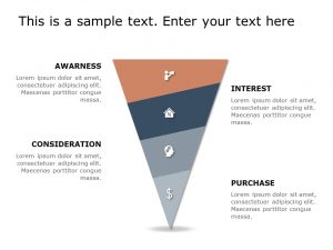 Funnel Analysis PowerPoint Diagram 8