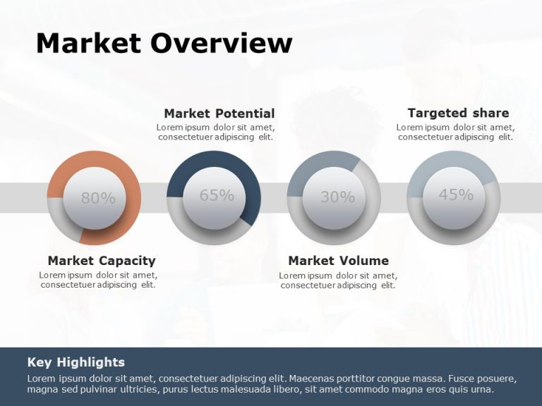 Market Overview PowerPoint Template 5