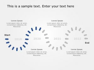 Timeline PowerPoint Template 30