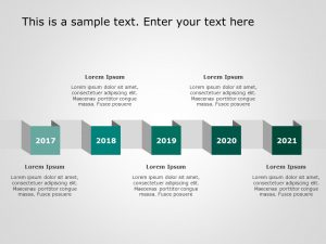 Timeline PowerPoint Template 32