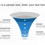 Funnel Analysis PowerPoint Diagram 10
