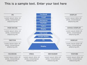 Funnel Analysis PowerPoint Diagram 17