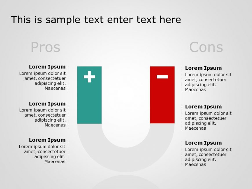 Pros And Cons Powerpoint Template 8