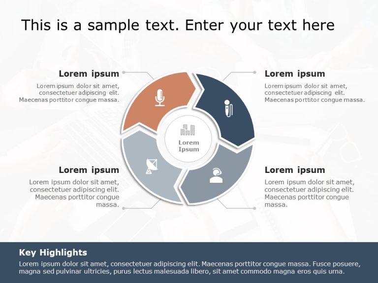 Chevron PowerPoint Diagram 1