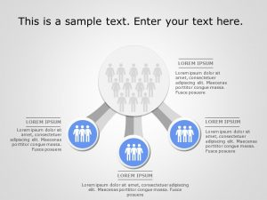 Customer Segmentation PowerPoint Template 1