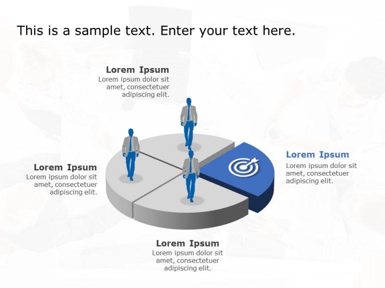 Target Market Powerpoint Template 1