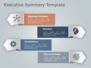 Executive summary PowerPoint Template 9