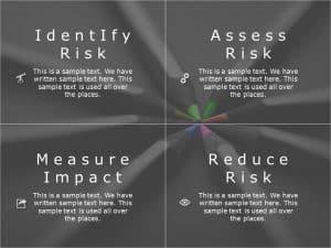 Risk assessment PowerPoint Template 7