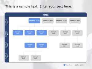 Flow Chart PowerPoint Template 7
