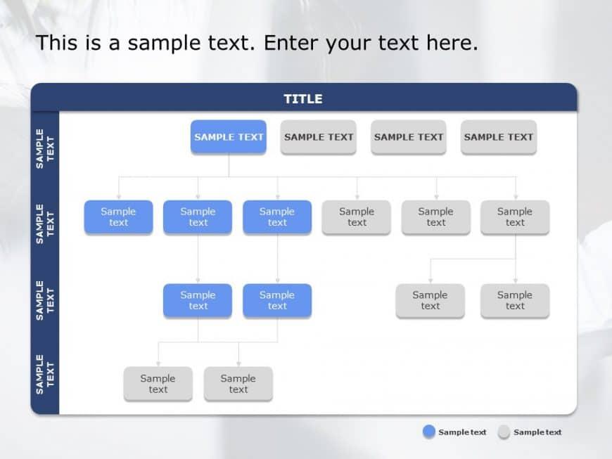 Flow Chart PowerPoint Template 7