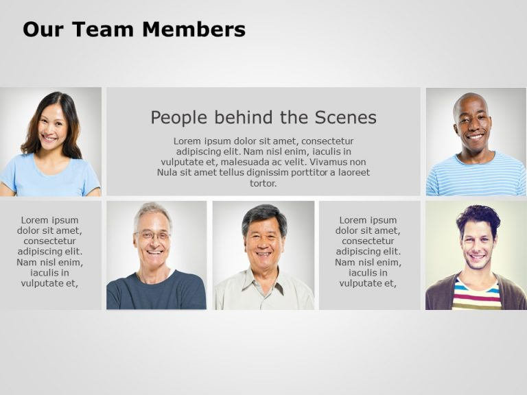 Team PowerPoint Template 28