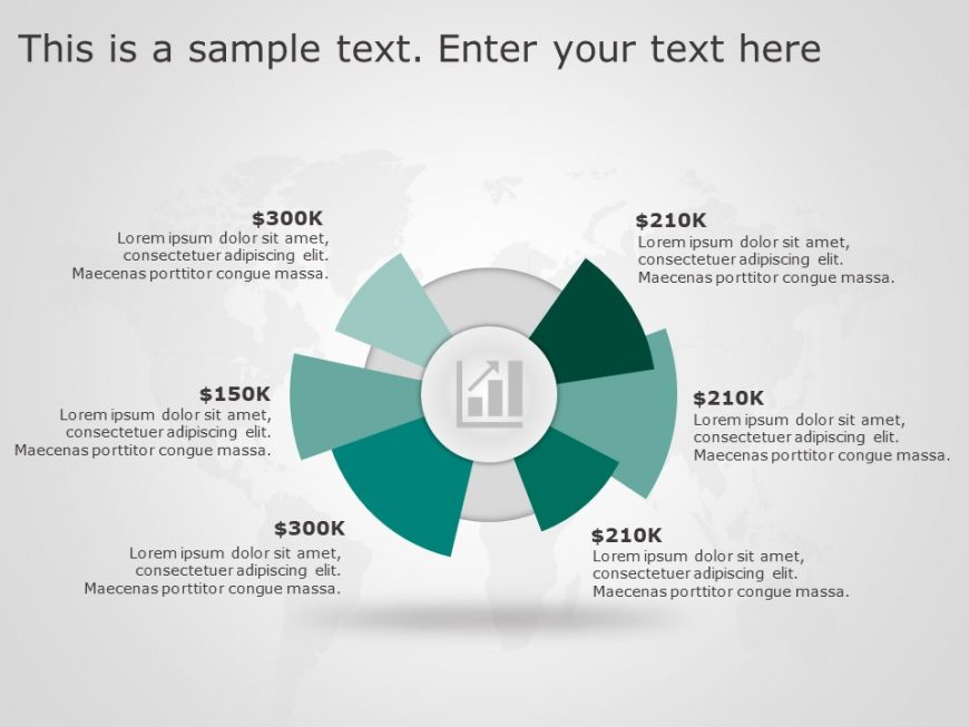 Market Share Template For Powerpoint