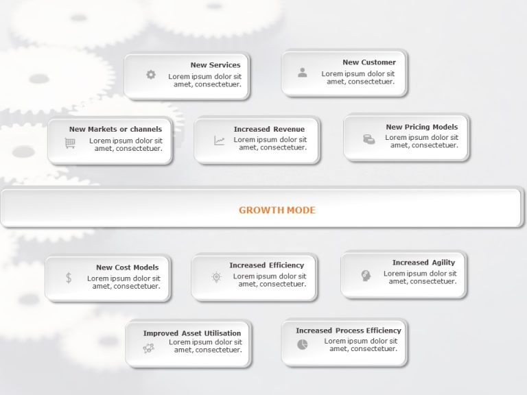 Growth Drivers PowerPoint