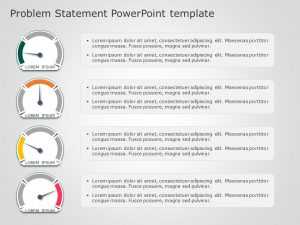 Problem Statement PowerPoint Template 5
