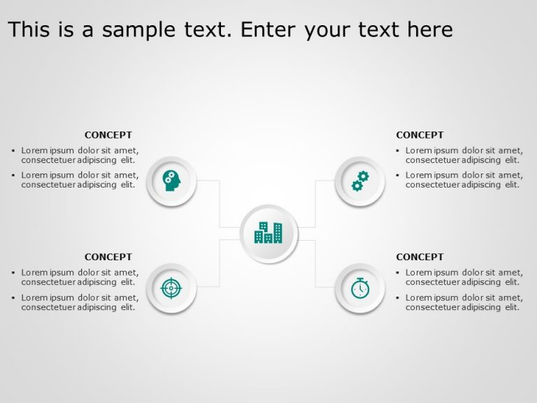 Business Solution PowerPoint Template 2