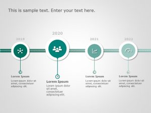 Timeline PowerPoint Template 12