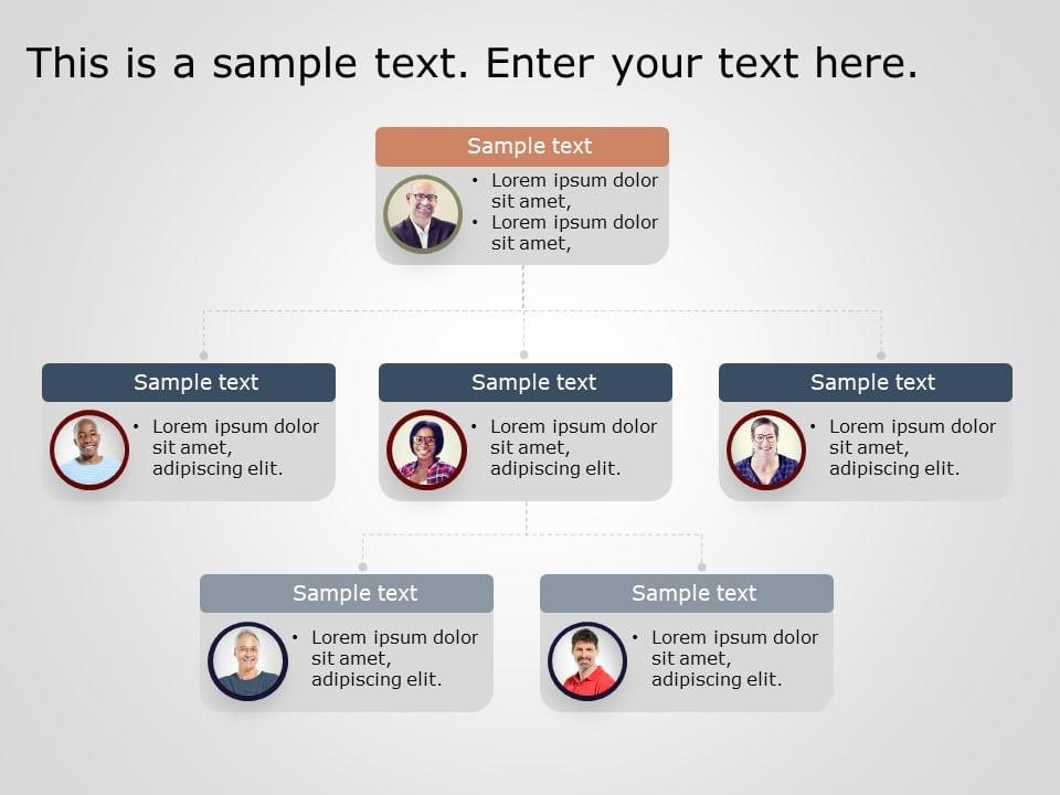 Org Chart Powerpoint Template 12 Organizational Structure Powerpoint Templates Slideuplift