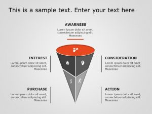 Funnel Analysis PowerPoint Diagram 12