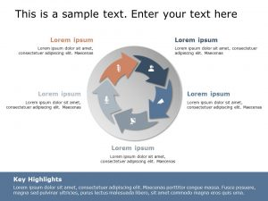 Chevron PowerPoint Diagram 2