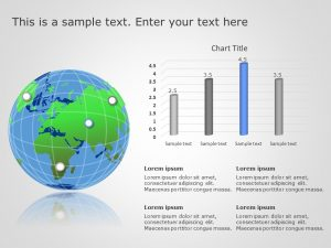 Globe Summary Powerpoint Template 4