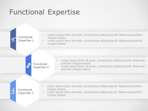 Functional Expertise PowerPoint Template 2