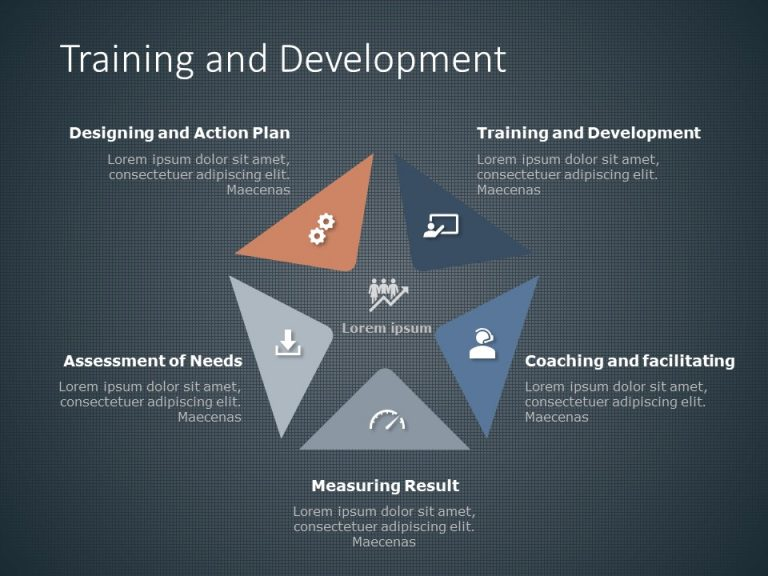 Training & Development PowerPoint Template 1