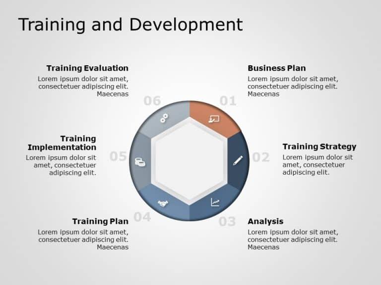 Training & Development PowerPoint Template 2
