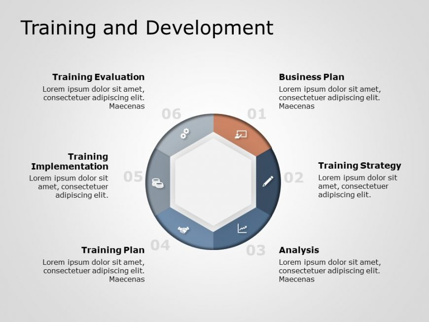 Training & Development PowerPoint Template 2