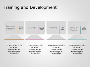Training & Development PowerPoint Template 3