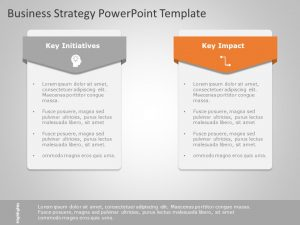 Business Strategy PowerPoint Template 19