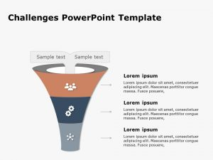 Challenges Powerpoint Template